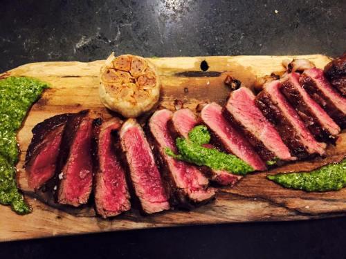 Prime steak